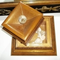 Decorative Box by FrameWorx (inside view)