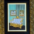 framed Limited Edition Giclee by Debra Nicholas
